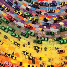 fbmovercrafts - Traffic on Canvas
