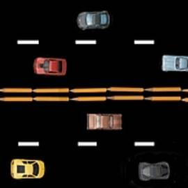 Traffic - Panorama by Nikolyn McDonald