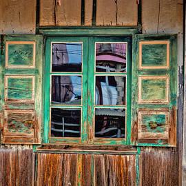 Claude LeTien - Trai Mat Window