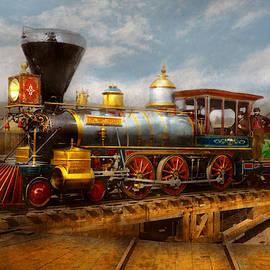 Mike Savad - Train - Civil War - EM Stanton 1864