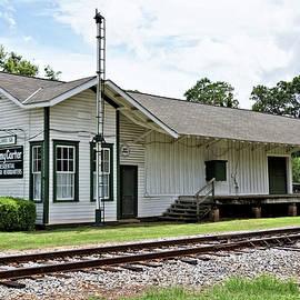 John Trommer - Train Depot In Plains Georgia 2