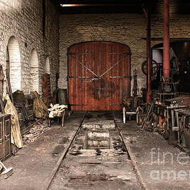 Doc Braham - Train Repair Pit