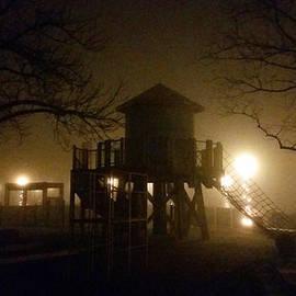 Michael Rucker - Train Yard Playground