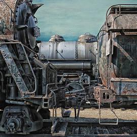 Thomas Woolworth - Trains Ancient Iron