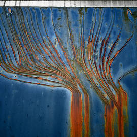 Thomas Woolworth - Trains Box Car Erosion Abstract