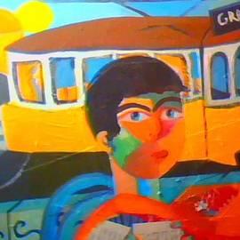 Tram by Ana Johnson