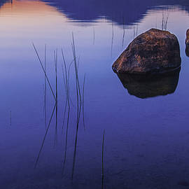 Expressive Landscapes Fine Art Photography by Thom - Tranquil in Blue