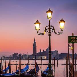 Andrew Soundarajan - Tranquil Venice