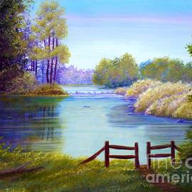 Tranquil View by Sarah Irland