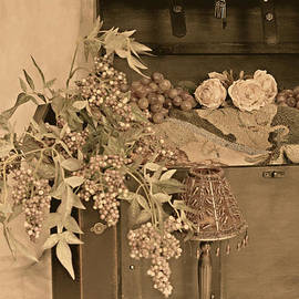 Treasure Chest Full of Memories No.1 by Sherry Hallemeier