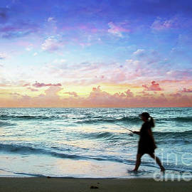 Ricardos Creations - Treasure Coast Florida Seascape Dawn D6