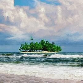 Treasure Island Outer Banks AP by Dan Carmichael