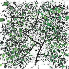 Tree Branches by Go Van Kampen