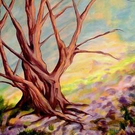 Em Scott - Tree fingers