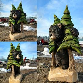 Jon Vincent Antonuk - Tree hugger