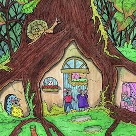 Julie McDoniel - Tree