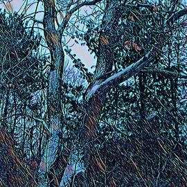 Brenda Plyer - Tree Mosaic 2
