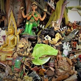 Marvin Pike - Tree Of Buddha