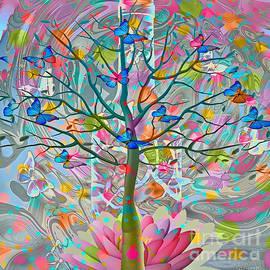 Tree Of Life by Eleni Synodinou