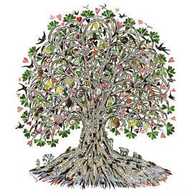 Sue Trickey - Tree of Life