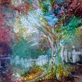 Deborah Nell - Tree on Fire