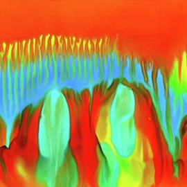 Treeline on the Ridge by Dana Roper
