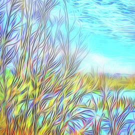 Joel Bruce Wallach - Trees Sweep Sky