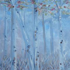 Eloise Schneider - Trees Tall and Lovely