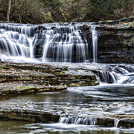 Treman Cascades #4 by Stephen Stookey