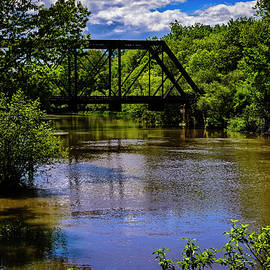 Mark Myhaver - Trestle Over River