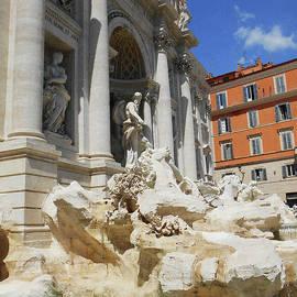 Trevi Fountain Rome Italy - Irina Sztukowski