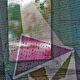 Triangles, Rectangles and Worn Out MIrrors by Claudia O'Brien