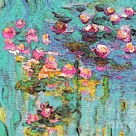 Holly Martinson - Tribute to Monet II