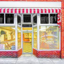 Marion Johnson - Trim Barber Shop