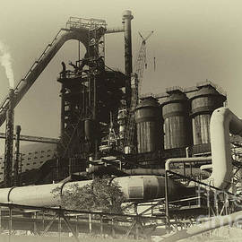 Mariola Bitner - Trinec Iron and Steel Works