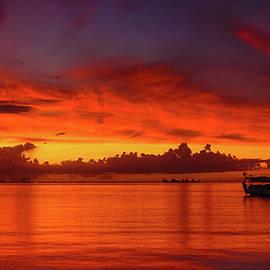 Karmen Chow - Trinidad Sunrise