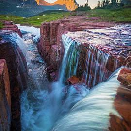 Inge Johnsson - Triple Falls Cascades