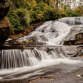 Triple Falls by DiFigiano Photography