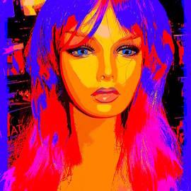 Trippy Trina by Ed Weidman