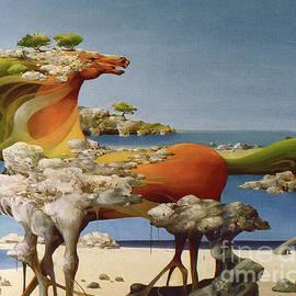 Trojan Horse by Vasko Taskovski