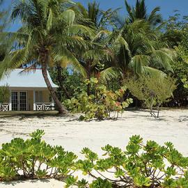 Tropical Beach House Cayman Islands by James Brooker
