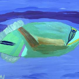 Karen Nicholson - Tropical Fish