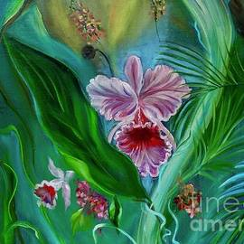 Jenny Lee - Tropical Flower 11