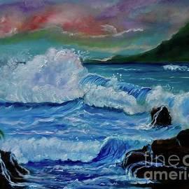 Jenny Lee - Tropical Hawaiian Waves