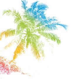 Anthony Fishburne - Tropical palm