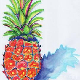 Anne Seay - Tropical Pineapple