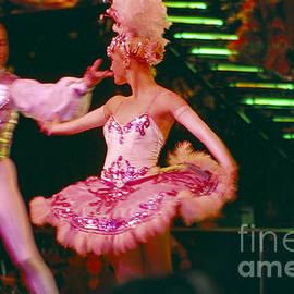 Tropicana Dancers Havana Cuba  by David Zanzinger