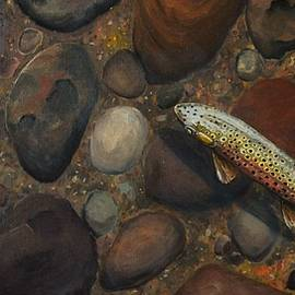 Kimberly Benedict - Trout River Rock