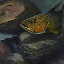 Kimberly Benedict - Trout River Rock Two