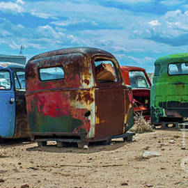 Truck Cabs by Tony Baca